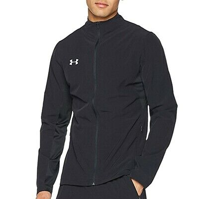 Under Armour Men's UA Challenger Woven Warm-Up Soccer Jacket 1295554 Size L New