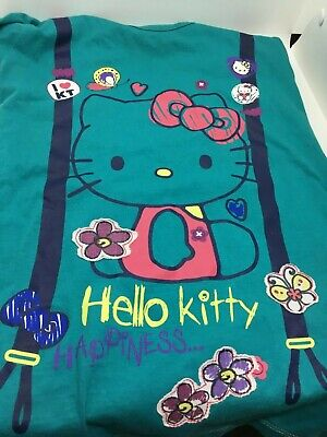 Official Sanrio Hello Kitty Girls T-Shirt Size 11-12 Years