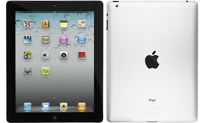 Cheap Apple iPad 2 16GB 32GB 64GB WiFi or Cellular 3G Unlocked - iOS 9 Warranty