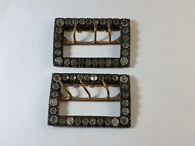 A Pair Of Paste Buckles