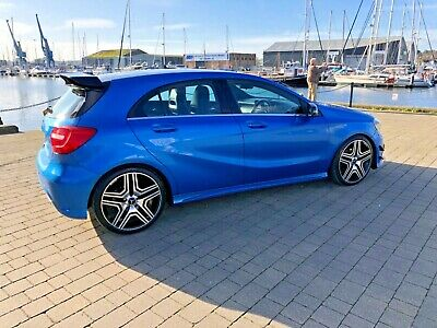 2013 Mercedes a45 replica 15k miles from new no road tax may px swap eBay rules