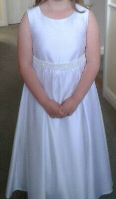 First Holy Communion Dress (Size 12 years)