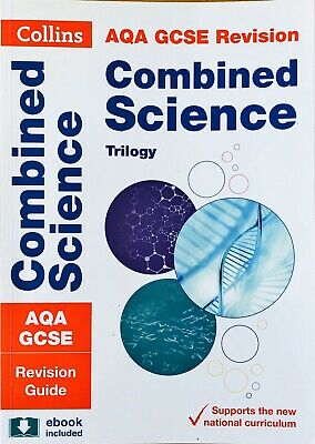 Grade 9-1 GCSE Combined Science Triple Higher AQA All-in-One... by Collins GCSE
