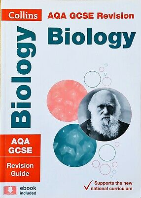 AQA GCSE Revision Biology Guide Book Triple Science Element + Ebook