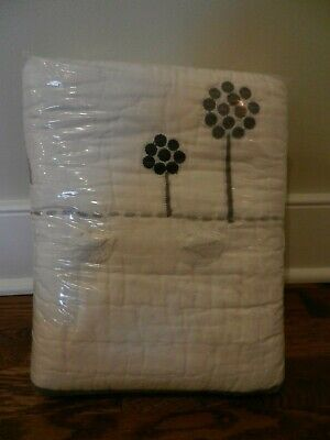 Pottery Barn Kids Baby Shelby Sheep toddler quilt retails for $129