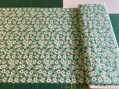 Sold by Two Yards $4.95 per Yard Quilting Fabric 100/% Cotton