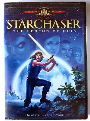 Starchaser - The Legend of Orin (DVD, 2005)  FACTORY SEALED / Region 1