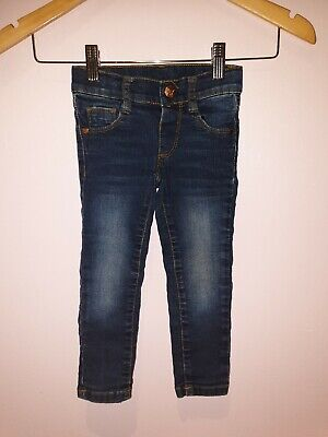 Mothercare Skinny Jeans Age 3 Years