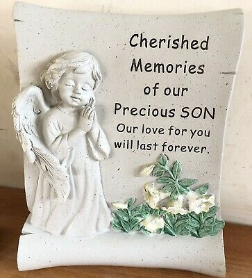 latex mould for making This Lovely Son Memorial