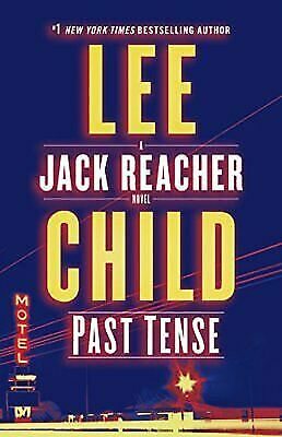 Past Tense: A Jack Reacher Novel by Lee Child Hardcover First Edition