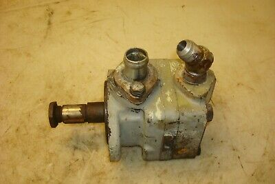 Ford Tractor Loader Hydraulic Vickers Vane Pump