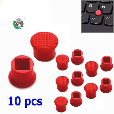 Lenovo Thinkpad TrackPoint IBM Cap Soft Dome T410 T420 T430 T510 T520 RED 10pcs