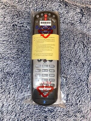 Dish Network TV 2 21.1 IR/UHF Remote Control Brand New In Sealed Baggie