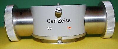 Carl Zeiss 50 T* Beam Splitter for OPMI Surgical Microscope. IN GOOD CONDITION.