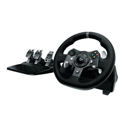 Volante Logitech G920 Gaming For Pc Y Xbox One P/n:941-000123