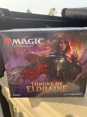 Magic: The Gathering Throne of Eldraine Booster Box NIB SEALED