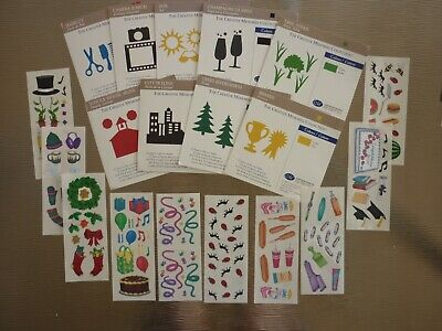 Assorted Stickers & Die-cuts Bundle # 2 -Creative Memories
