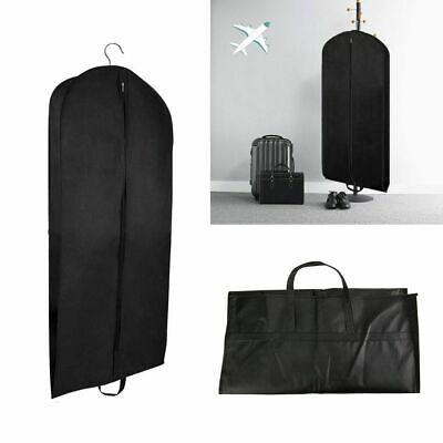 Suit Travel Bag Garment Bag Long Dress For Hanging Clothes Carrier Cover New