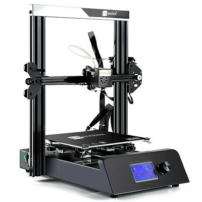JGAURORA Magic Impresora 3D 150mm/s Alta Precisión Impresión Aluminio 3D Printer