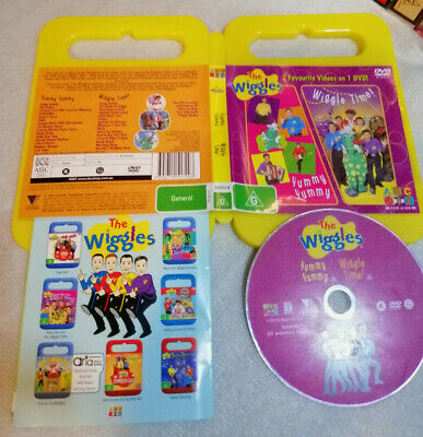 THE WIGGLES : WIGGLY FAVOURITES - 2005 ABC For Kids 80+ Mins DOUBLE Issue! - DVD