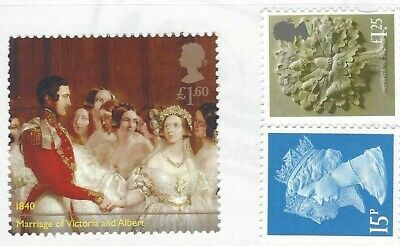 10 2nd Class Small Parcel (£31 Face Value) Mint Stamps Self Adhesive Label Cheap