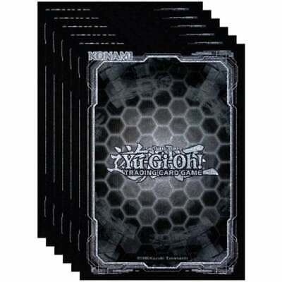 Yu-Gi-Oh! - Dark Hex Card Sleeves (50)