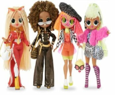 You Choose ONE - LOL Surprise OMG Doll Royal Bee Lady Diva Neonlicious or Swag