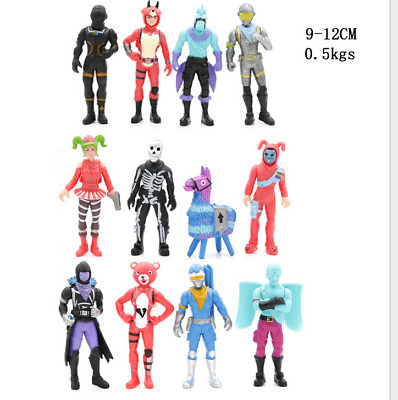 Pack Game 12pc PVC Action Figure Fortnight Fortnite  Collection Toy Doll Playset