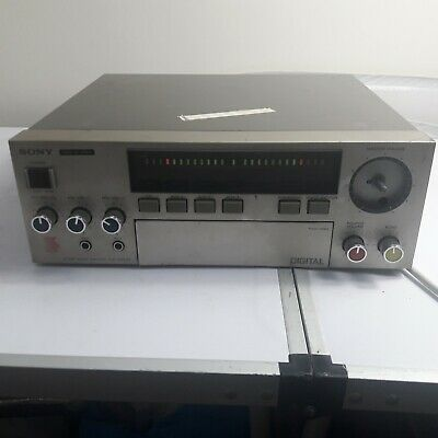 VINTAGE SONY CDK-3000A II STEREO MIXING AMPLIFIER - Rare - Working