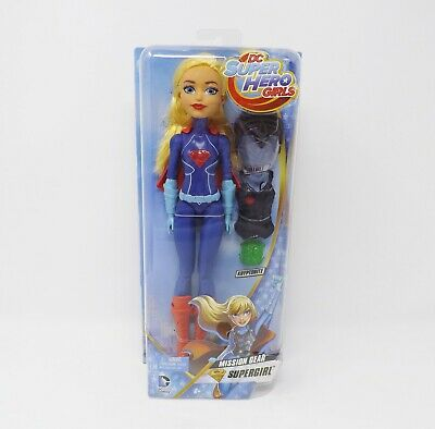 DC Comics Super Hero Girls Mission Gear - New - Supergirl