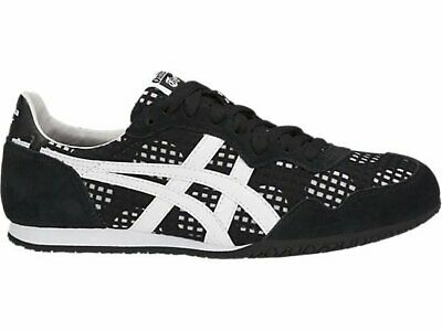 Onitsuka Tiger SERRANO Black White Women Casual Shoes D883L-9001