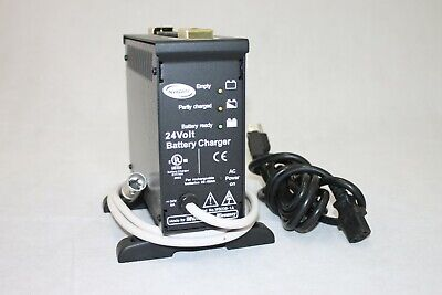INVACARE 24 Volt 8 Amp Battery CHARGER For Scooter/Power Chair