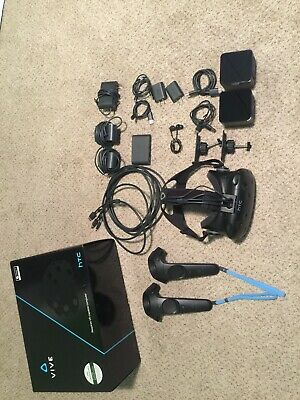 HTC Vive Virtual Reality System - 2 Months Still New!