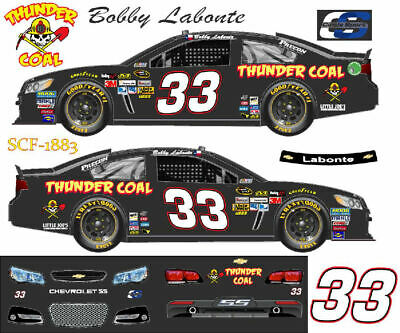 CD/_2955 #26 Ricky Bobby Wonder Bread 2006 Chevy  1:25 Scale DECALS