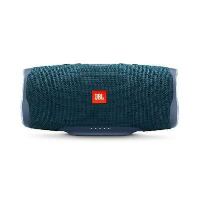 Charge 4Portable Waterproof Wireless Bluetooth Speaker-Blue 7500mAh Rechargeable