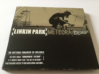 Linkin Park - Meteora (Enhanced UK Version) (2003)