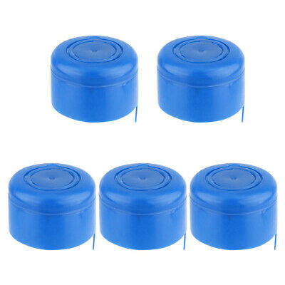 5Pcs Replacement 18.9 Liters Cap Set Bottled Water Snap On Accessories Reusable