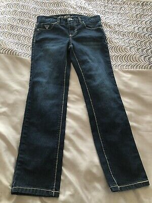 Unisex Kids Guess Jeans Size 8
