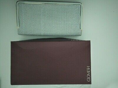 Genuine Glomesh Vintage Clutch As New Condition - Still With Box