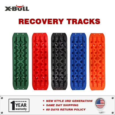 X-BULL 10T Recovery Tracks Sand Traction Snow Mud Tire Off-Road 4WD Ladder Car