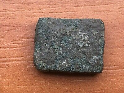 Ancient Byzantine Medieval Bronze Weight 600-1000 AD Very Rare