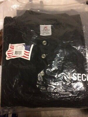 Rothco Security Shirt Med 7698