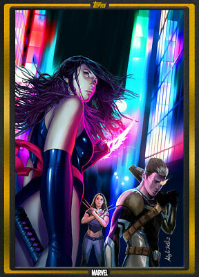 Topps Marvel Collect Fallen Angels #1 GOLD Comic Book Day [DIGITAL CARD]
