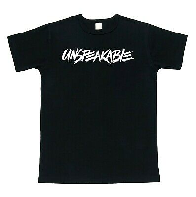 Unspeakable T-Shirt Hoodie YouTube Adults & Kids