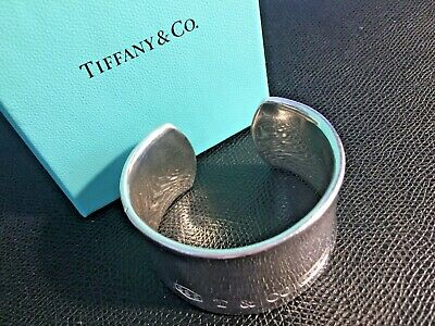 Tiffany & Co Sterling 1837 Silver Bracelet