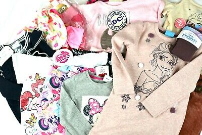 Job lot girls Disney, frozen, mixed brand new girl clothes size 3-4 years