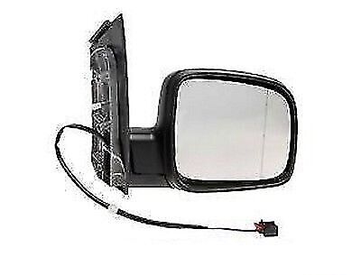 Right Driver Wide Angle Wing Mirror Glass Volkswagen T4 RHD 1990-2003 48RAS