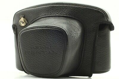 【EXC+++】Asahi Pentax Film Camera Leather Case SLR from JAPAN #549A