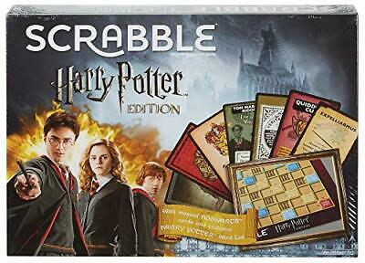 Mattel Games DPR77 Scrabble Harry Potter Edition packaging May Vary