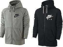 NIKE SB Icon Mens Hoodie Swoosh Logo Top Hooded Pull Over Fleece Hoodie S M L XL